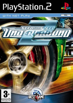 خرید بازی Need for Speed Underground 2 برای PS2