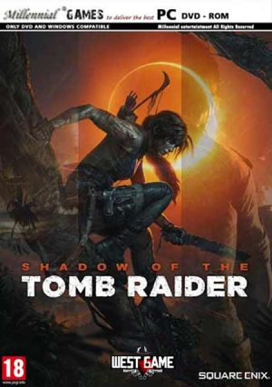 خرید بازی Shadow of the Tomb Raider برای PC