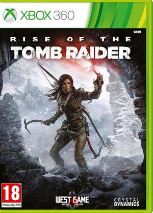 خرید بازی Rise of the Tomb Raider برای XBOX 360