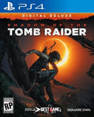 خرید بازی Shadow of the Tomb Raider برای PS4