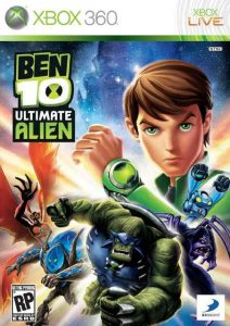 خرید بازی Ben 10 Ultimate Alien برای XBOX 360