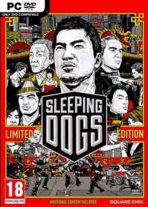 خرید بازی Sleeping Dogs Definitive Edition برای PC