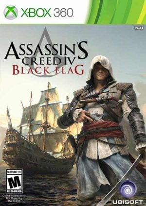 خرید بازی Assassins Creed IV Black Flag برای XBOX 360