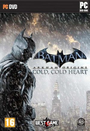 خرید بازی Batman Arkham Origins A Cold Heart بتمن برای PC