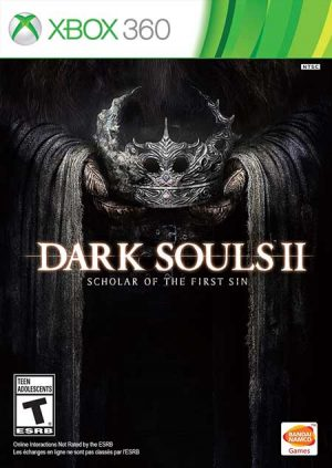 خرید بازی Dark Souls 2 Scholar of The First Sin برای XBOX 360