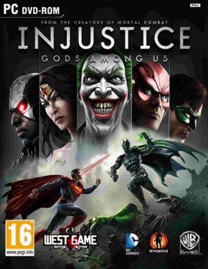 خرید بازی Injustice Gods Among Us برای PC