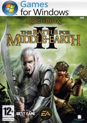 خرید بازی Lord of the Rings Battle for Middle Earth 2 برای PC