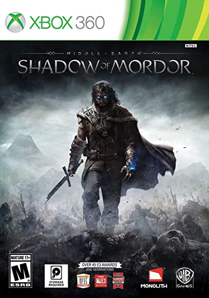 خرید بازی میدل ارث Middle-earth: Shadow of Mordor برای Xbox 360