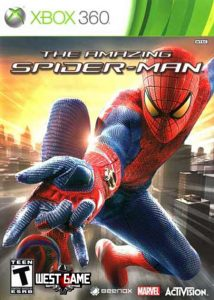 خرید بازی The Amazing Spider-Man برای XBOX 360