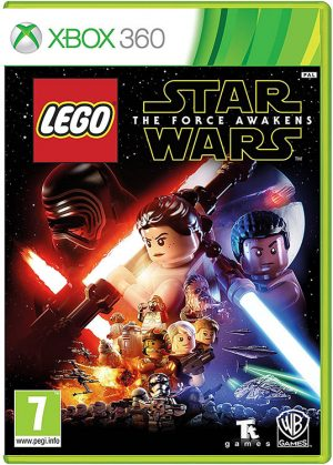 خرید بازی Lego Star Wars: The Force Awakens برای XBOX 360