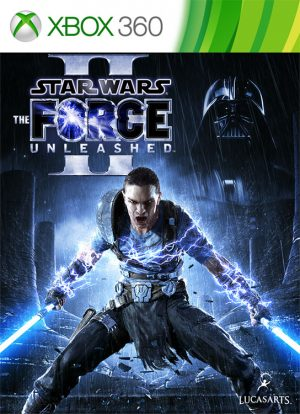 خرید بازی Star Wars The Force Unleashed 2 برای XBOX 360