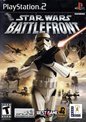 خرید بازی STAR WARS BATTLEFRONT برای PS2